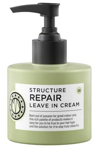 200ml Maria Nila Structure Repair Leave In Cream