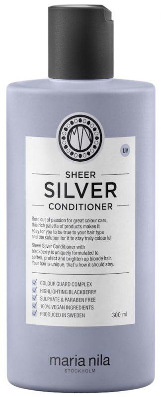 Maria Nila Sheer Silver Conditioner 300ml-0