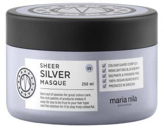 250ml Maria Nila Sheer Silver Masque