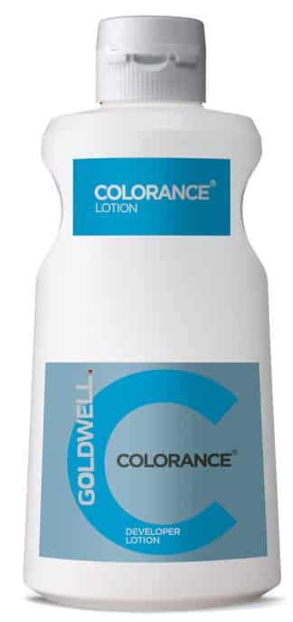 1000ml Goldwell Colorance Lotion Blau