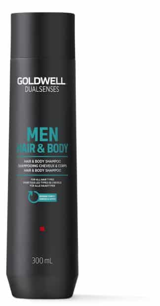 300ml Goldwell Dualsenses Men Hair & Body Shampoo