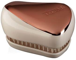 Tangle Teezer Compact Styler Rose Gold Cream-0