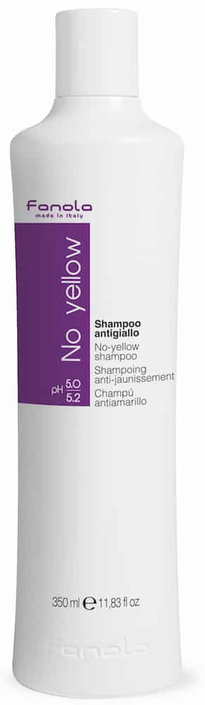 Fanola No Yellow Shampoo-0