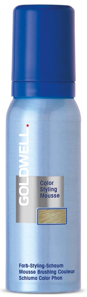 9N Goldwell Color Styling Mousse