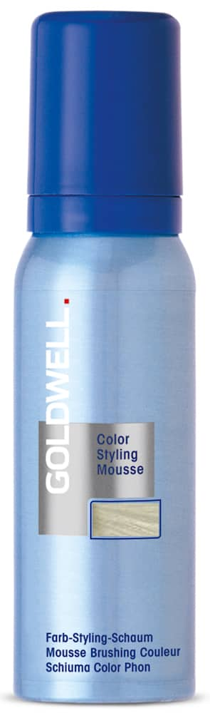 REF Goldwell Color Styling Mousse