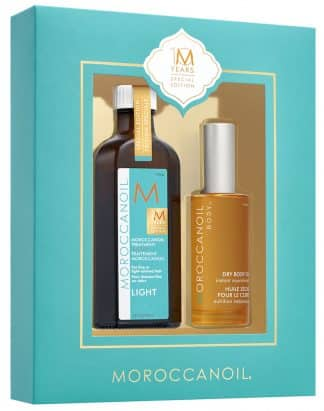 Moroccanoil light 100ml + Dry Body Oil 50ml-0