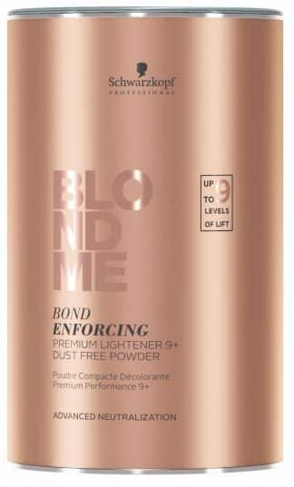 Schwarzkopf BLONDME Premium Lift9+ Bleach 450g-0