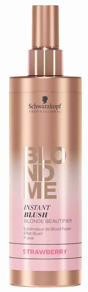 Schwarzkopf Blondme Instant Blushes Strawberry 250ml-0