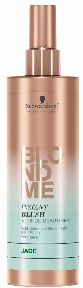Schwarzkopf Blondme Instant Blushes Jade 250ml-0