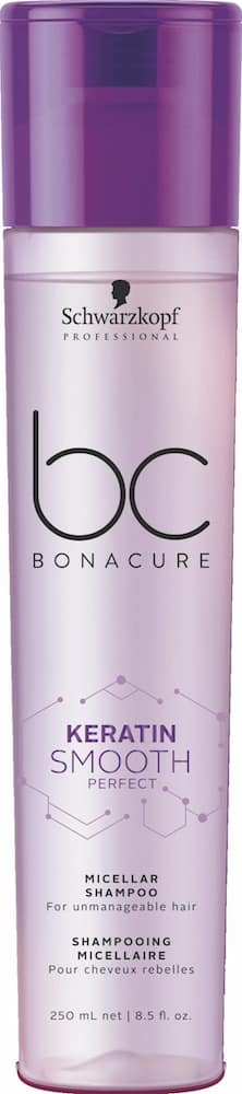 Schwarzkopf BC Smooth Perfect Micellar Shampoo 250ml -0