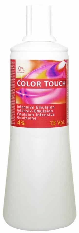 Wella Color Touch Intensive Emulsion 4% 1000ml-0