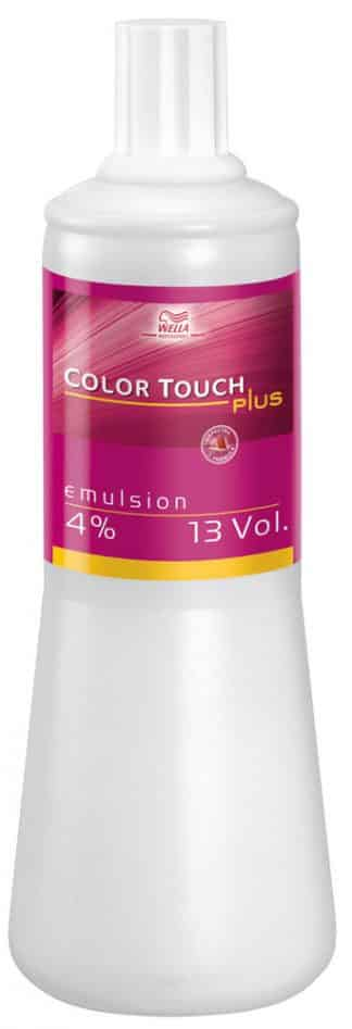 Wella Color Touch Plus Emulsion 4% 1000ml-0