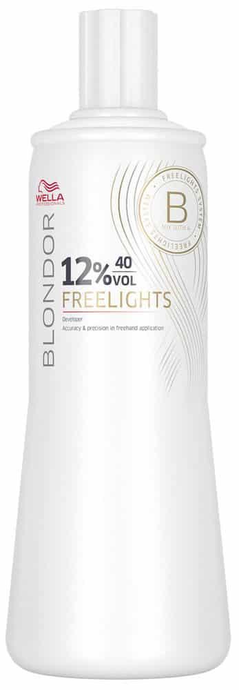 Wella Blondor Freelights Oxydant 1.000ml 12%-0