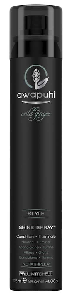 125ml Paul Mitchell Awapuhi Wild Ginger Shine Spray
