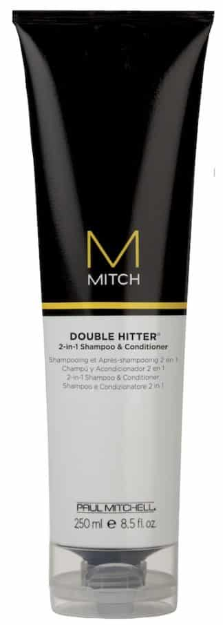 Paul Mitchell Mitch Double Hitter - Shampoo & Conditioner 250ml-0